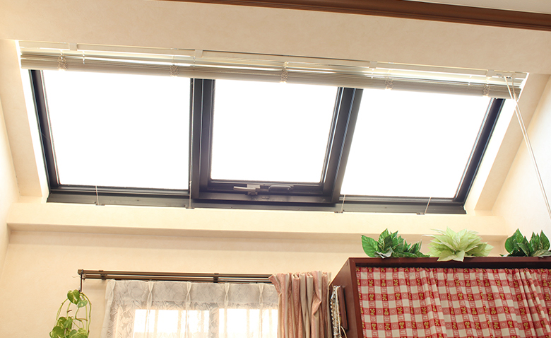 天窓のイメージ