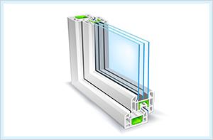 エコガラスへの交換イメージ